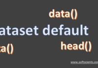 Buku Belajar Dasar-Dasar Statistika dengan R-Dataset Default di R